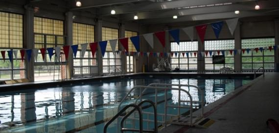 West Pullman Park Indoor Pool