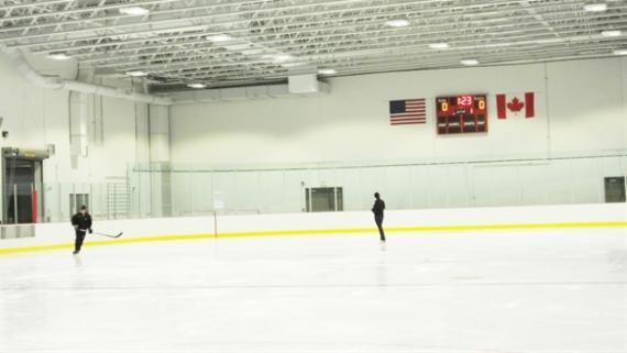 Morgan Park Sports Center Ice Rink (Indoor)