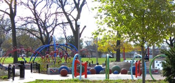 Cole Park Playground