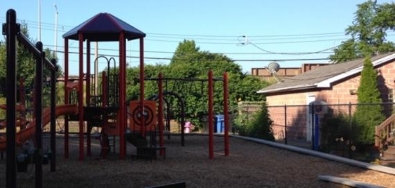 Nelson Playlot Park Chicago Plays Renovation