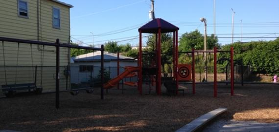 Nelson Playlot Park playground equipment