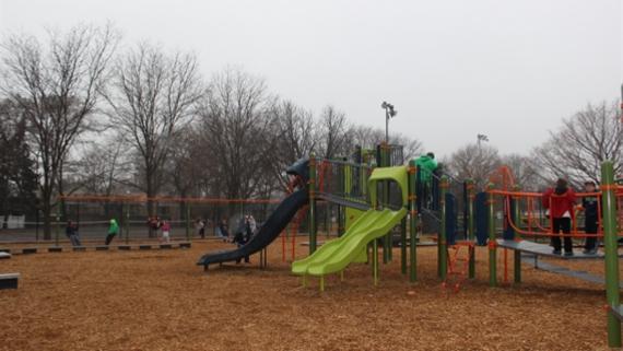 Oriole Playground - SE