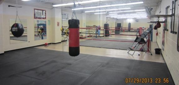 Ogden Park Boxing Facility