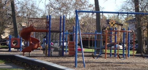 Jeffrey S. Green Park playground