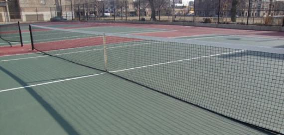 Chase Park Tennis Outdoor Courts