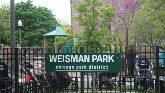 Weisman Playground
