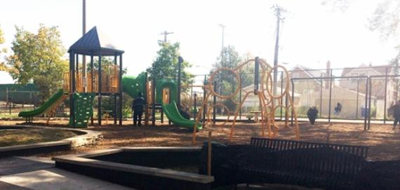 Walnut Park Playground
