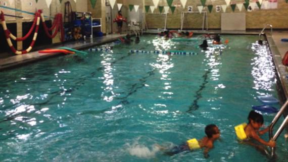 Kelly High School Pool