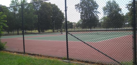 Abbott Park Tennis Courts