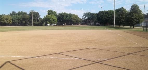 Rainey Park Baseball Field