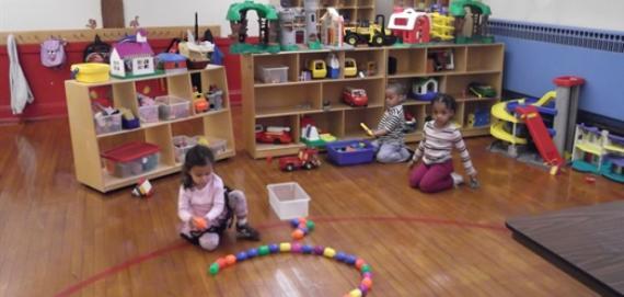 Ridge Park Preschoolers