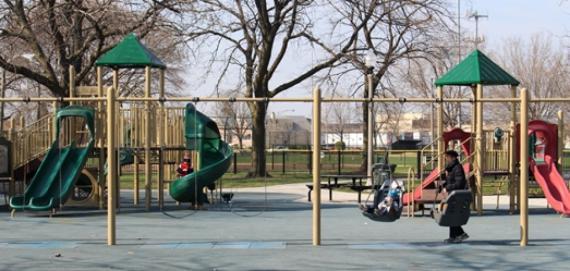Archer Park playground