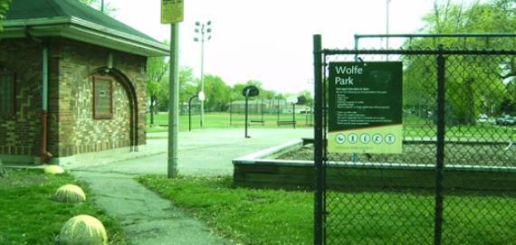 Wolfe Park Playground