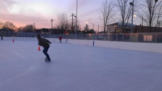 Rowan Ice Rink