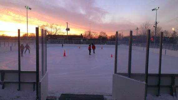 Mt. Greenwood Ice Rink