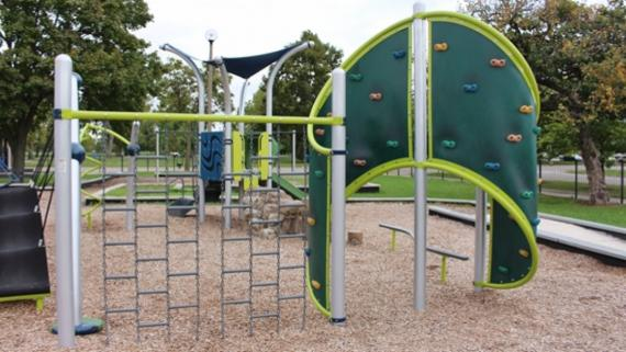Humboldt Playgrounds -S