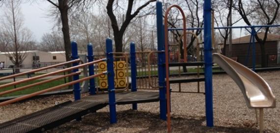 Bogan Park Playground