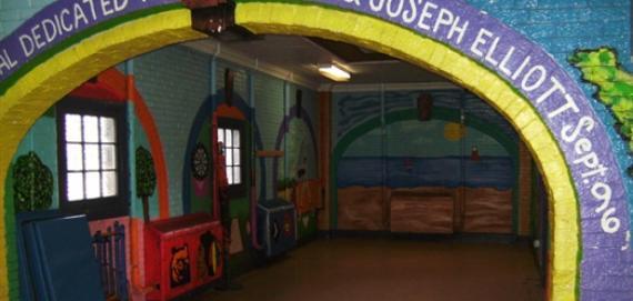 Wolfe Park Multipurpose room