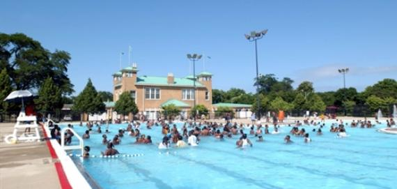 Washington Park Pool