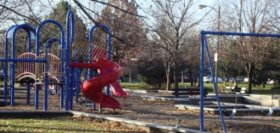 Playground at Austin Park