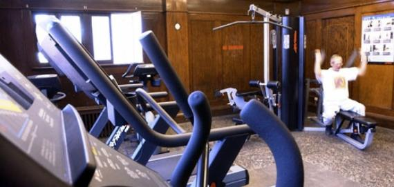 Fitness Center at Independence Park - check it out!