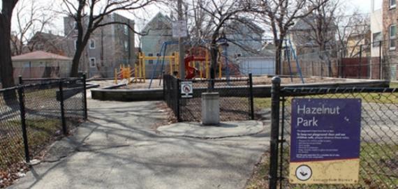 Hazelnut Park Playground