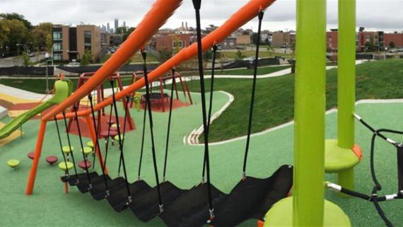 Park No. 574 Playground