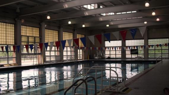West Pullman Park Pool