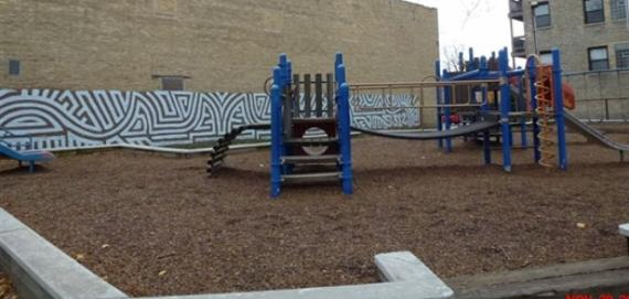 Vogle Park Play area