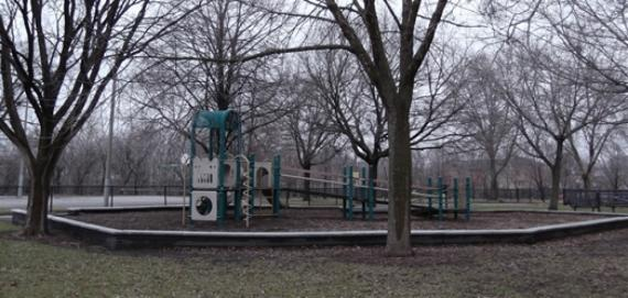 Playground at Lamb Park