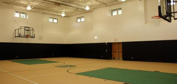 Moore Park's new gymnasium