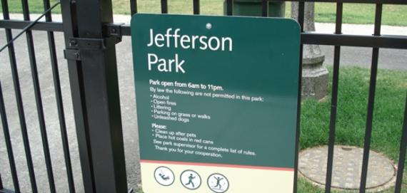 Jefferson Playlot Park