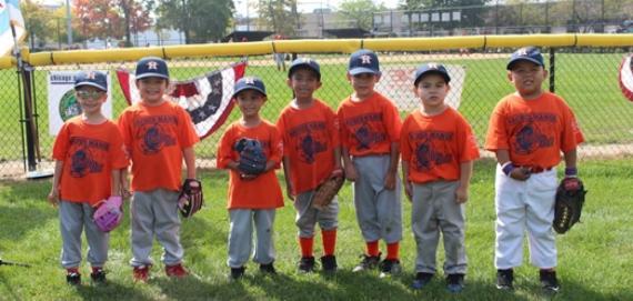 Archer Park kids