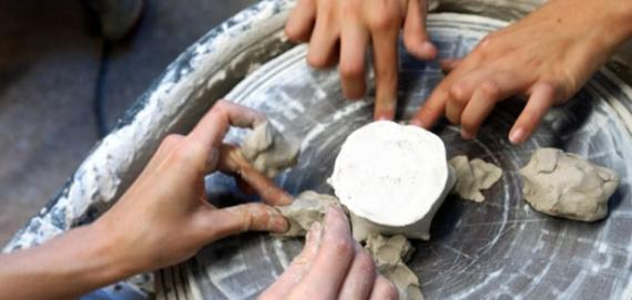 Athletic Field Park - Ceramics Class