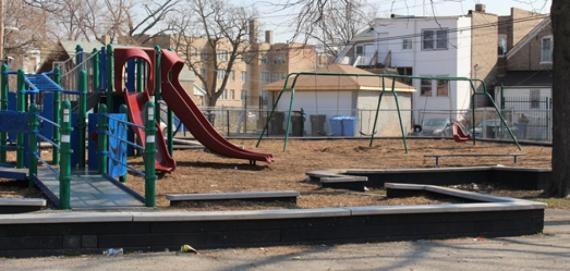 Ohio and Harding Playground
