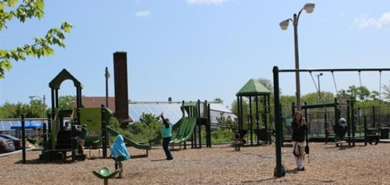 Chicago Plays Playground at Kilbourn Park