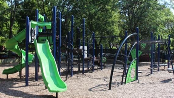 Garibaldi Playground