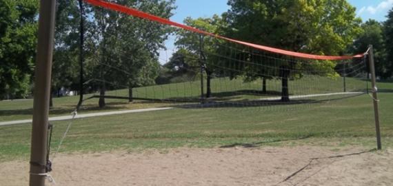 Rainey Park Sand Volleyball