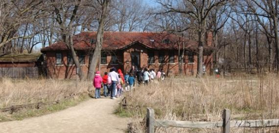 North Park Village Nature Center