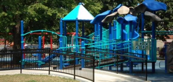 Playground at Dvorak