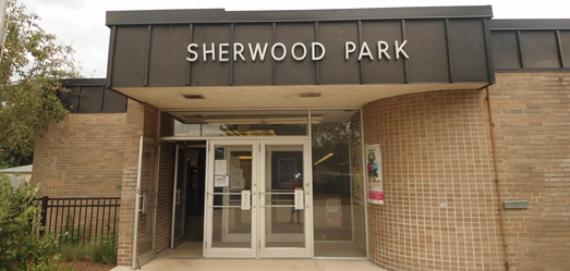 Sherwood Park Fieldhouse