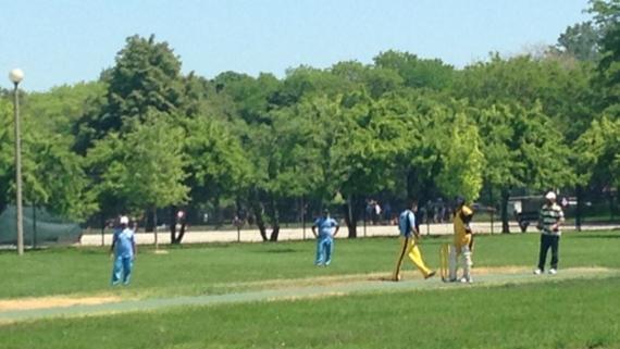 Warren Cricket Field