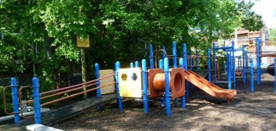 Gooseberry Park Playground