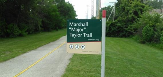 Major Taylor Bike Trail
