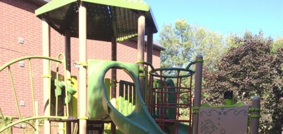Bertha Honoré Palmer Park Slide