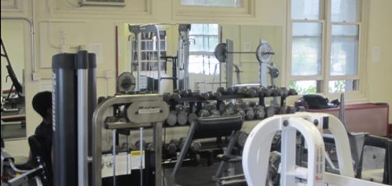 Ogden Park Fitness Center