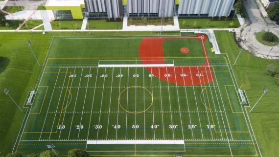 Addams Football/Soccer Field