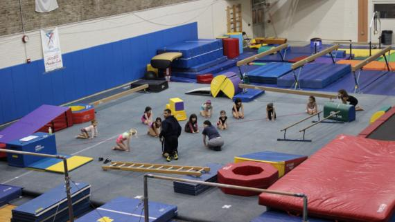 Broadway Armory Park Gymnastics Center