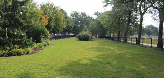 Bickerdike Square Park