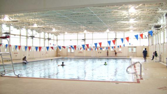 Carver Park Pool